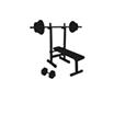 Icons_Fitnessgeräte_Hantelbank