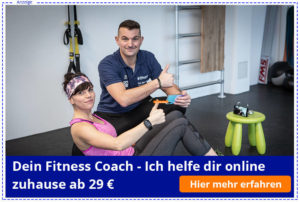 Online Fitness Coach & Personal Trainer